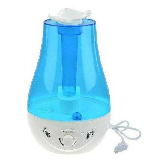 Ultrasonic Air Humidifier Mini Diffuser Mist Maker Fogger Air Purifier