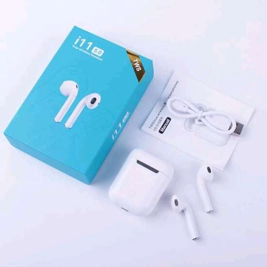 I11 TWS Touch Bluetooth Airpods