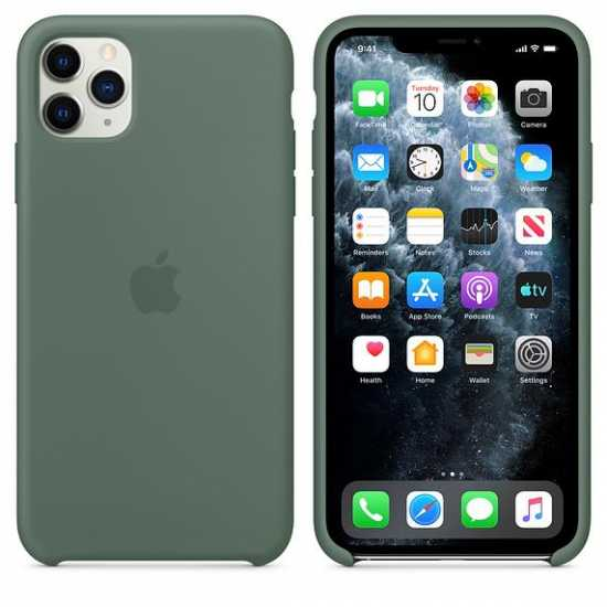 Silicone back cover for  iPhone 11  Silicone Case in 6 colors