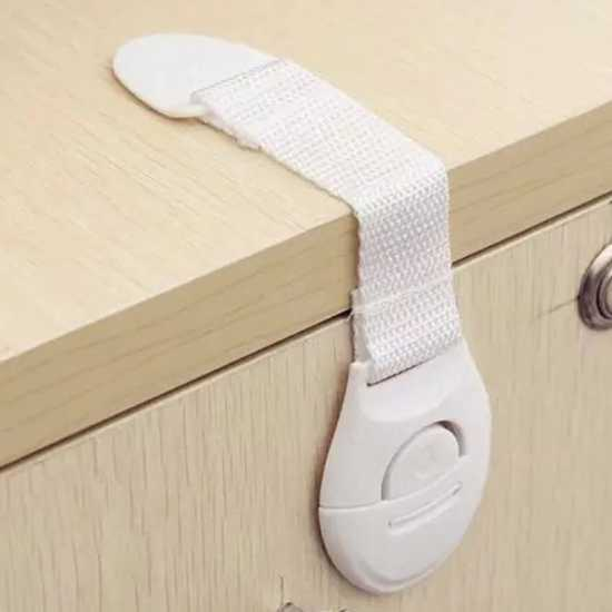 10PCS Safety lock child care with baby protection drawer door cabinet...