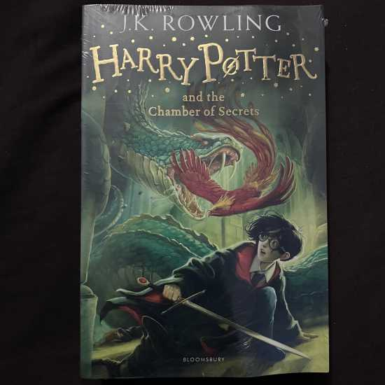 Harry Potter and the Chamber of Secrets (Original)