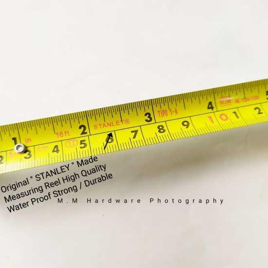 Steel Measurement tape 5 Meter 16 (Feet) High Quality