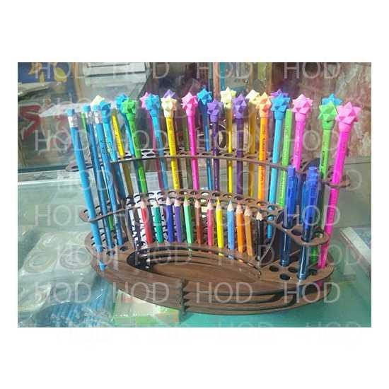 Pen Holder, Pencil Holder for Desk, Stationary Organizer, Pen Box Pencil Box,...