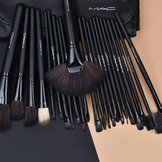 Makeup Brushes Set- Pack of 24 Professional Makeup Brush Box- Cosmetics...