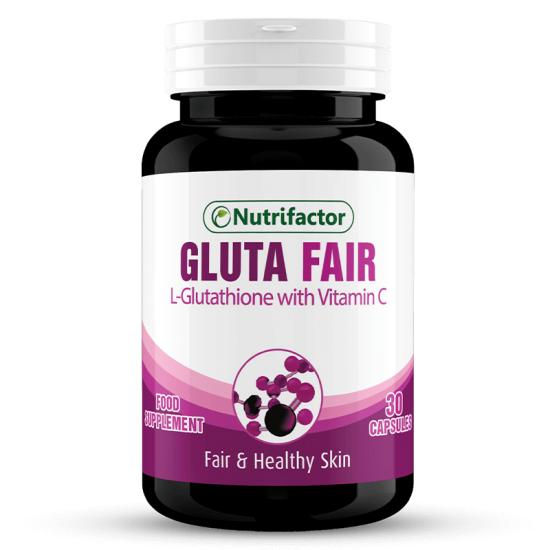 Nutrifactor's Gluta Fair