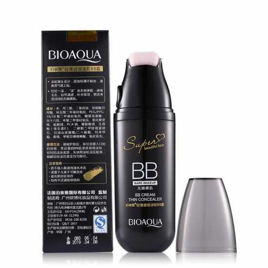 Scrolling Liquid Cushion BB Cream Base Makeup Concealer