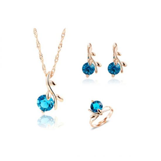 Ladies Elegant Jewelry Set Wedding/Party Wear