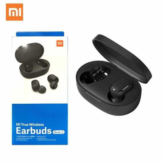 Mi Wireless Airdots Pro Bluetooth 100% Original Wireless Earbuds Stereo Bass...