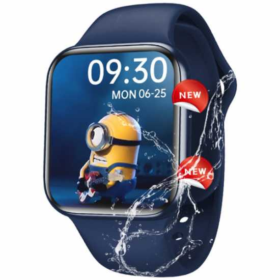 Smart Watch - 44mm HW16 Smart Watc- HW16 Smart Watch - Smart Watch For...
