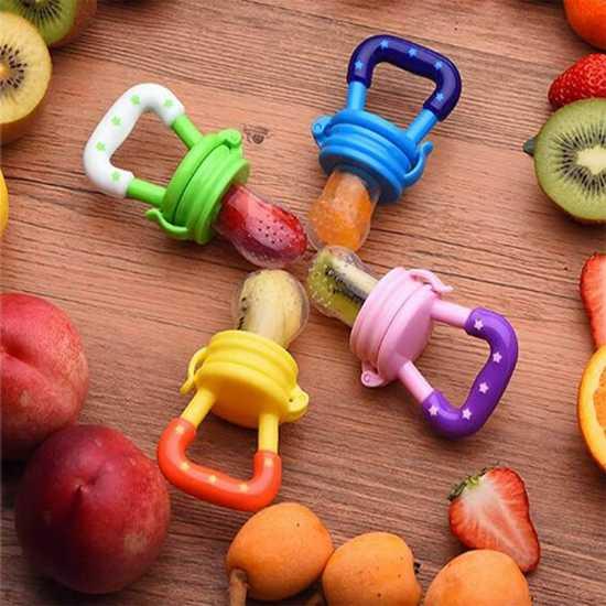 Baby Feeder P@cifier, Fresh Food & , Fruit ..chosni