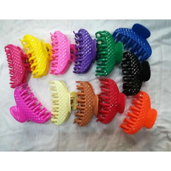 Bundel of 6-Casual Hair Catcher-Big Sized-New style