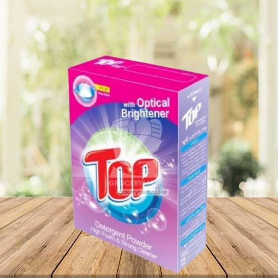 Top Laundry Detergent Powder