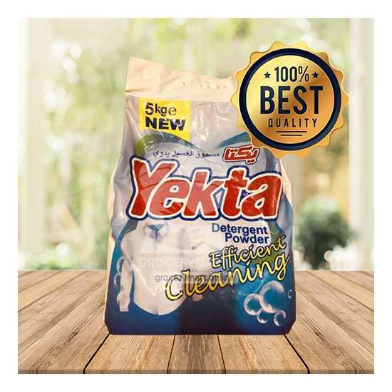 Yekta Detergent Powder 5 Kg Economy Pack (Iran)