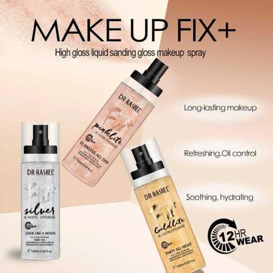 DR.RASHEL Quicksand Makeup Fixer Spray Moisturizing Calm Makeup Water DRL-1438