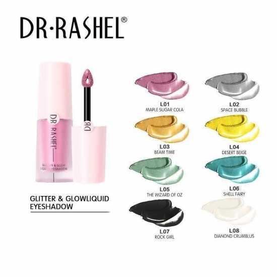 DR.RASHEL Glitter & Glow Liquid Eyeshadow - DR6010
