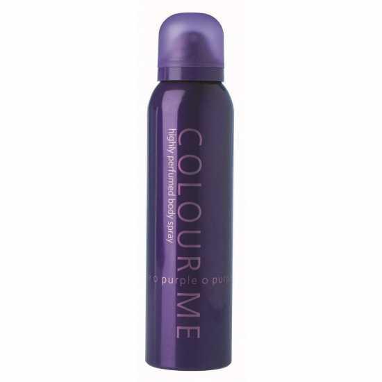 Colour Highly Purple Perfumed Body Spray 150ml