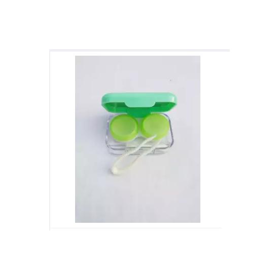 Cute Style Pocket Mini Contact Lens Case Travel Kit