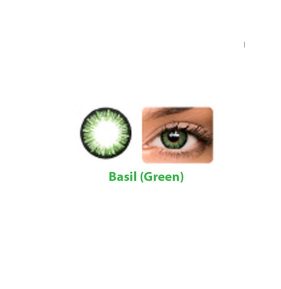 Event 3 Tone Contact Lenses with container - Gray