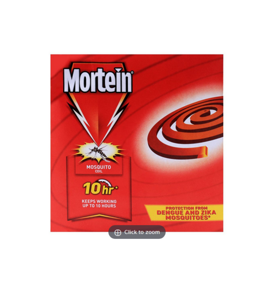 Mortein Mosquito Coil Peaceful night