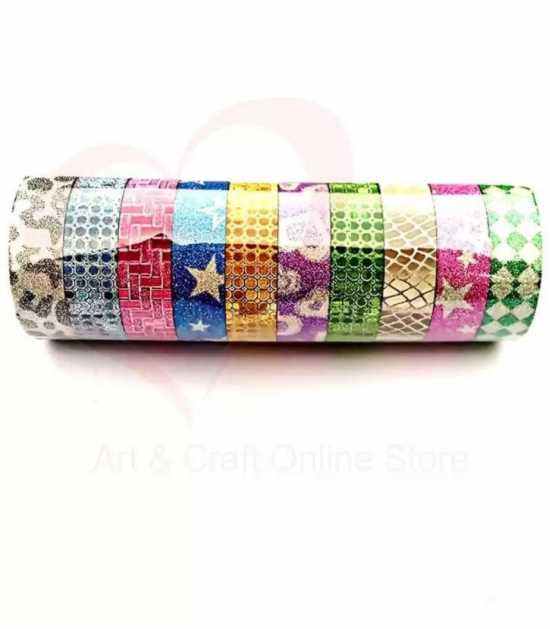 Decoration tape washi tape pack of 10