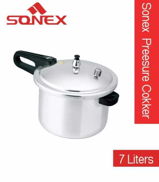 Sonex Pressure Cooker Anodized - Sonex - 3L  5L  7L  9L  11L