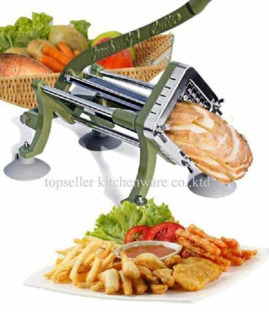 Commercial Restaurant Heavy Duty French Fry Potato Cutter Machine
