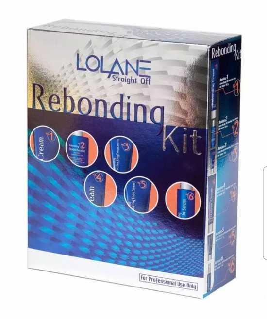 Hair Rebonding Kit Original