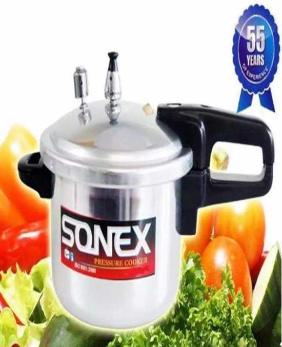 Sonex Elegant Pressure Cooker - 7 Ltr Medium-size