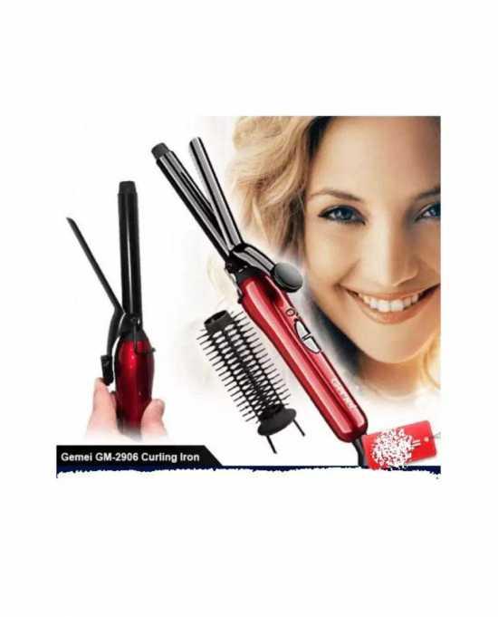 3 in 1 hair curler model no.sh_cr 112LED