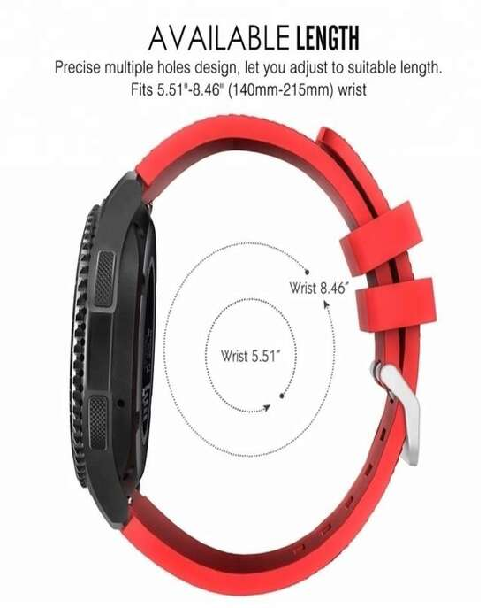 Strap For Gear S3 Frontier & S3 Classic