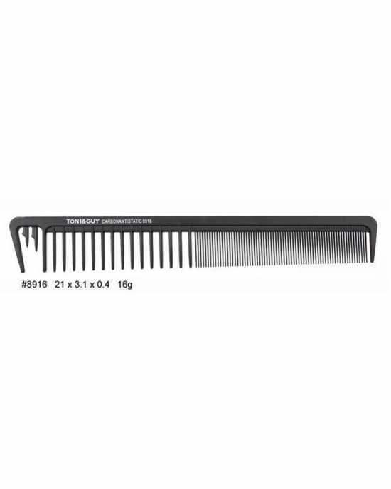 Tony&Guy Carbon Anti static Comb (8916)