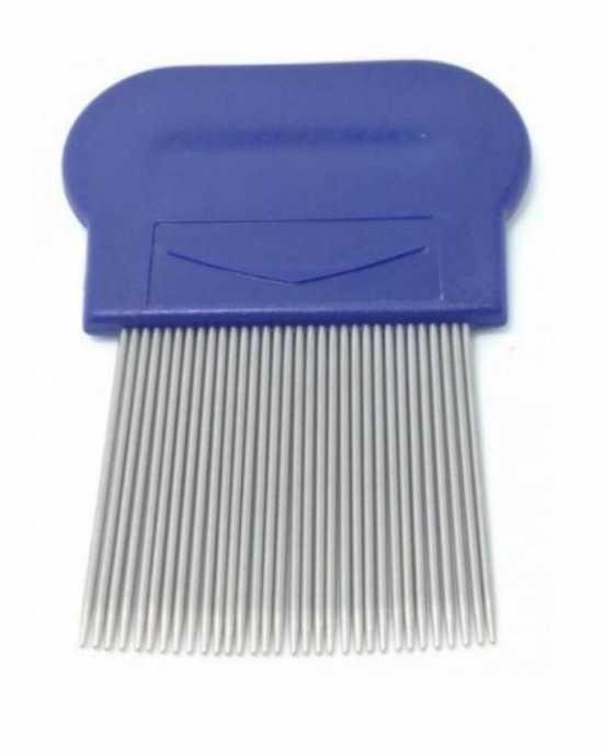 Anti Lice Comb  (BLUE)