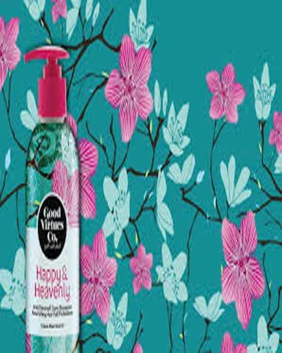 Shampoo For Oily Hair - 300Ml