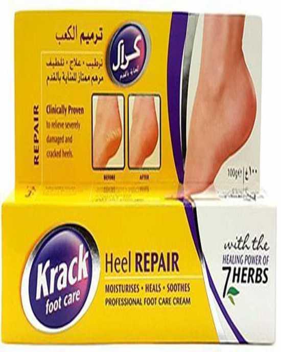 Krack Heel Care Cream-50G