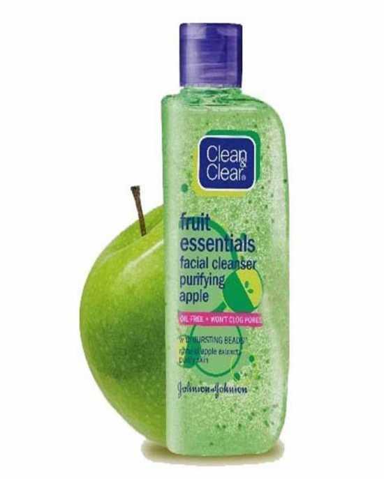 Morning Energy Face Wash Purifying Apple 100 ml