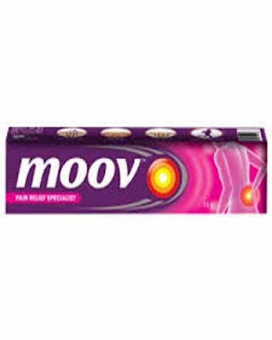 Moove Pain Relief Cream - 25g