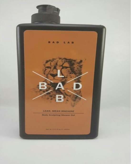 BAD LAB:  Body Sculpting Shower Gel NT WT(400ml)