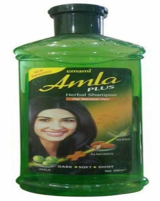Amla Plus Herbal Shampoo FOR OILY HAIR - 300ml