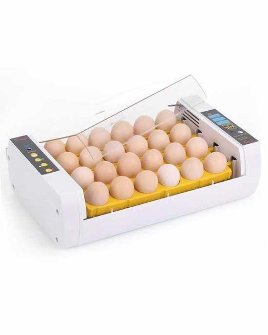 HHD 24 Eggs Fully Automatic Incubator Digital Hatchery Machine