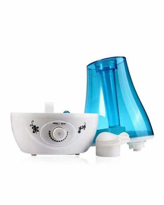 Ultrasonic Air Humidifier Mini Essential Oil Aroma Diffuser Mist Maker Fogger...