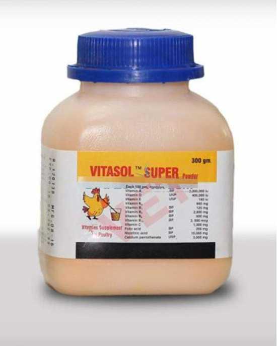 Vitasol Super Powder