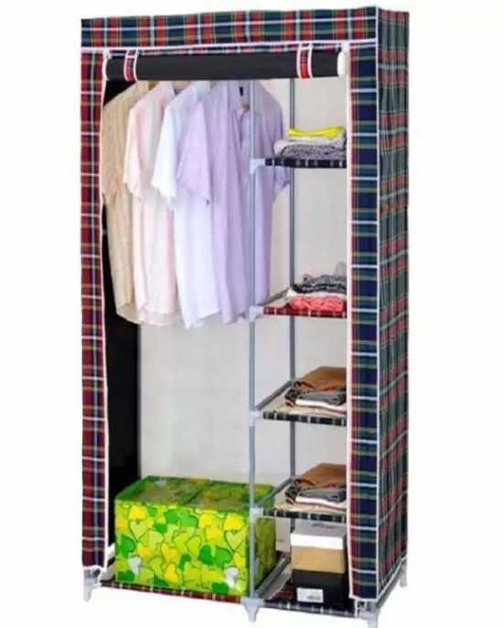 Styleys, Cabinet Wardrobe, Cupboard, Foldable Storage Rack, Portable Closet,...