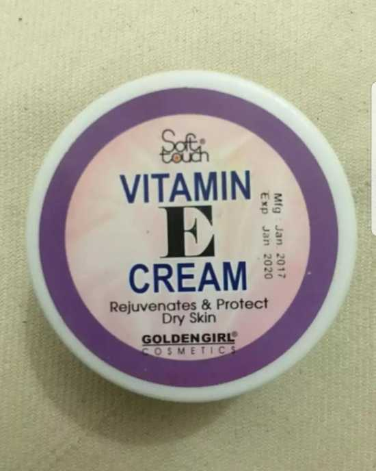 Soft Touch Vitamin E Cream