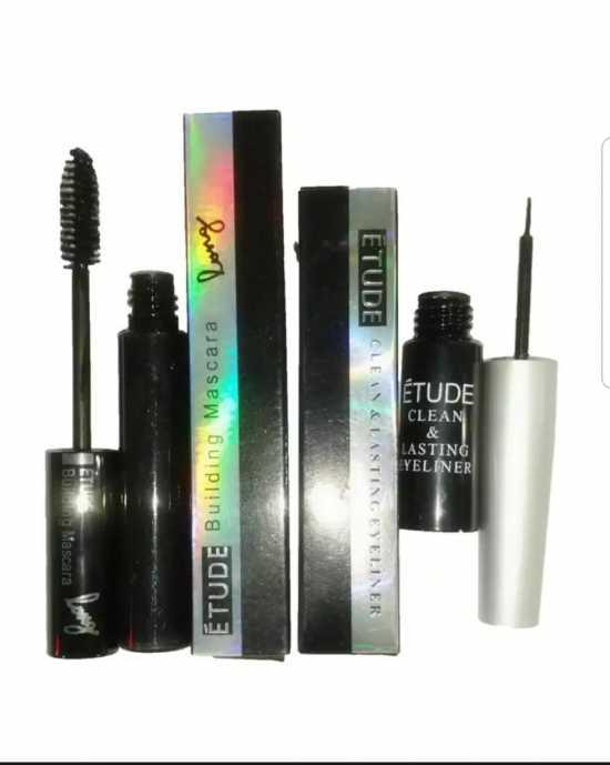 Etude Eye Liner And Mascara Best Offer