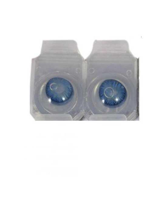 Premium Quality Soft Contact Lens - Blue