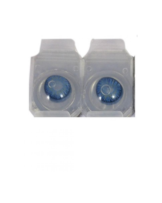 Party Wear Contact Lens with Solution Kit