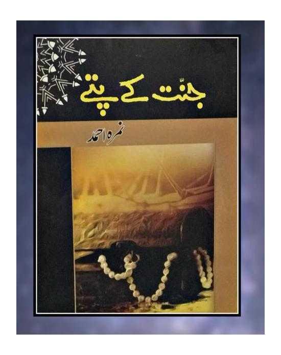 Jannat ke patte by Nimra Ahmed (جنت کے پتے')