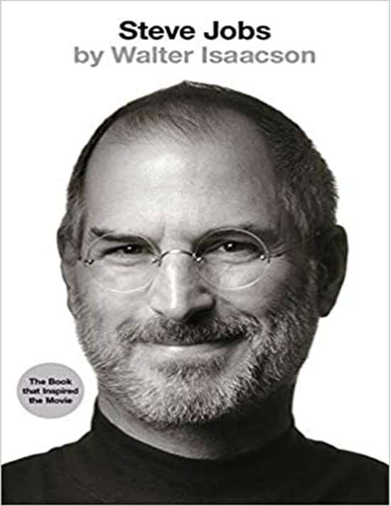 Steve Jobs - Book By Walter Isaacson
