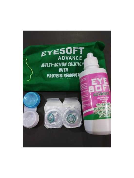 Party Wear Contact Lenses
