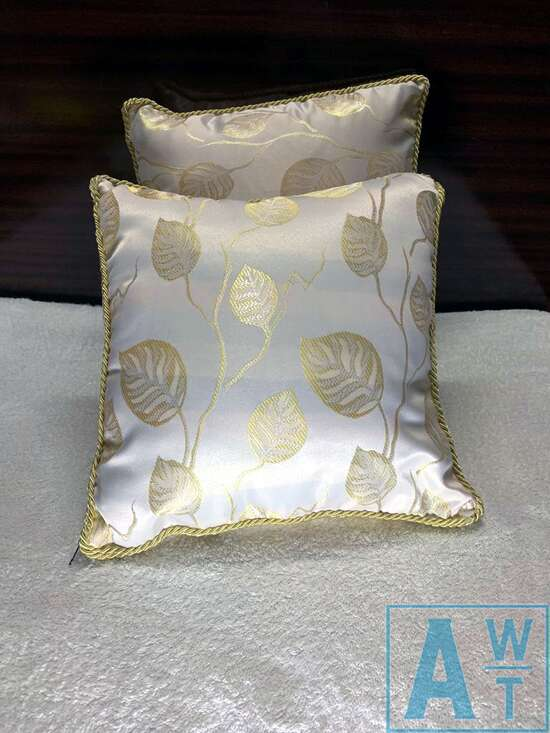 (Pack of 2) Home Decor Cushion Cover Without Filling 16*16 Inch or 41*41 Cm